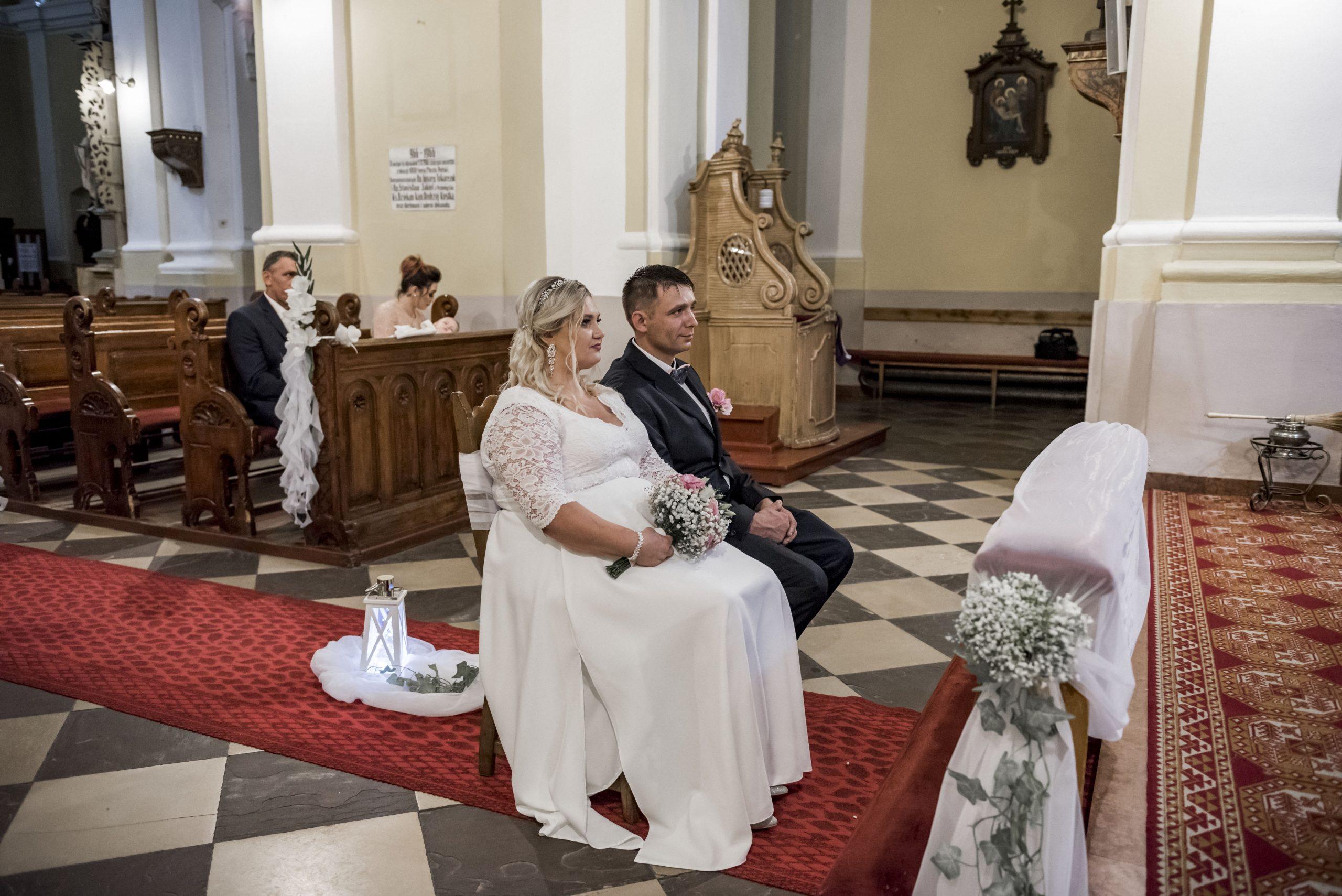 Ślub Marzeny i Matusza